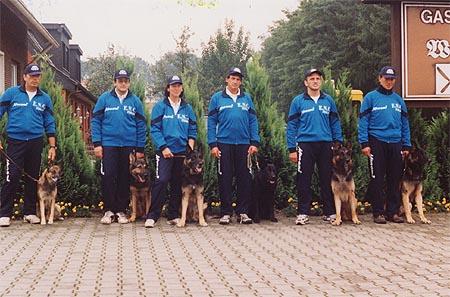 Mondiale FCI 1998 Meppen (D)