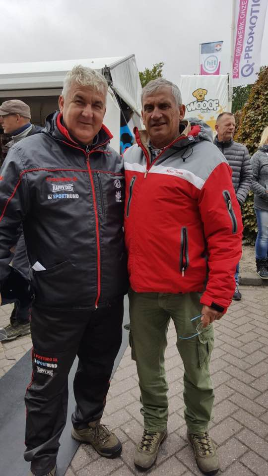 WUSV Tilburg con Igor