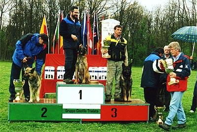 1a Selezione per il Mondiale 2002