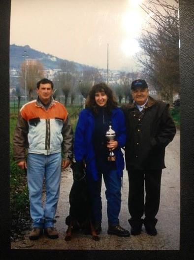 ZTP giudice Pezzano Figurante Barbanera