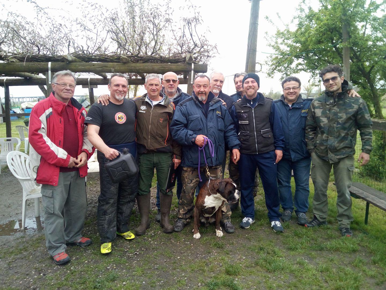 Prova Bci ..14 15 aprile 2018. Gruppo Reggio Emilia - Copia