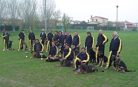 Nati Allevati 2006 Gruppo