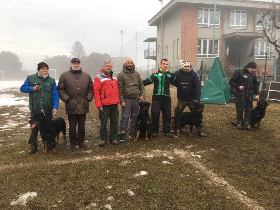 Ztp Rottwailler Cuneo 2018