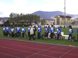 Squadra Nati e Allevati 2008