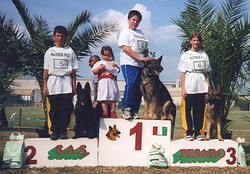3° Camp. Italiano di Addestramento