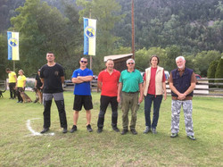 Trofeo SAS Lago di Varna 2019 Giudici e