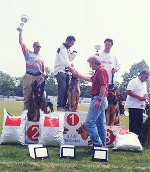 2a selezione per il Mondiale 2002