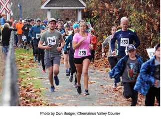 Donation from Pumpkin Spice Run reaches $1,700 mark