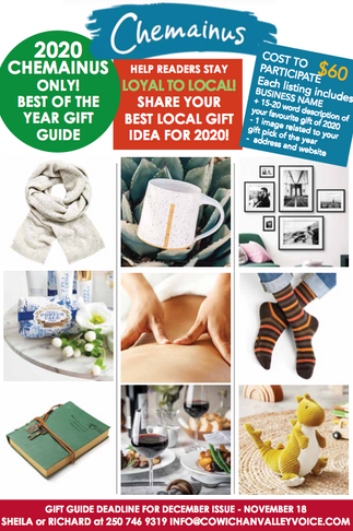 Valley Voice Co-op Gift Guide