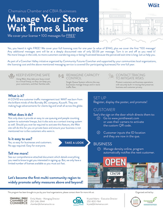 Wait Times & Lines - Opportunity