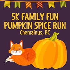 Get Involved: 5k Family Fun Pumpkin Spice Run