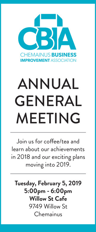 AGM - You're Invited