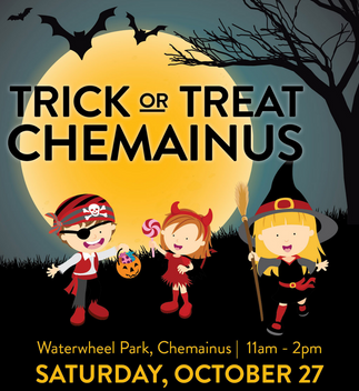 Stakeholder Launch Pad: Trick or Treat Chemainus