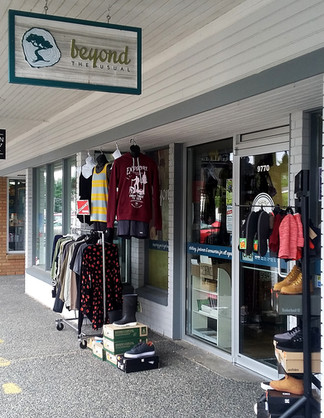 Beyond the Usual: A shop for everyone