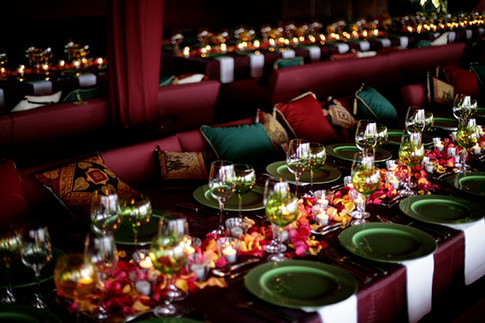 event design - table setting