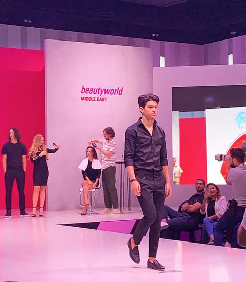 Front Row at Beautyworld