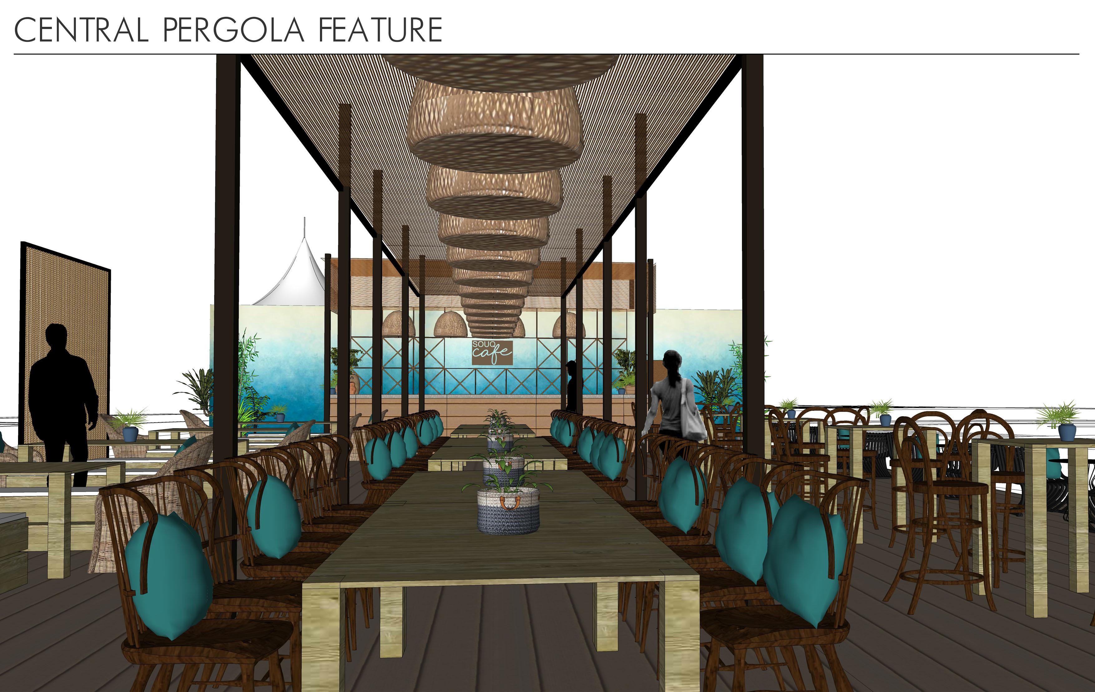 Pop Up Restaurant Design