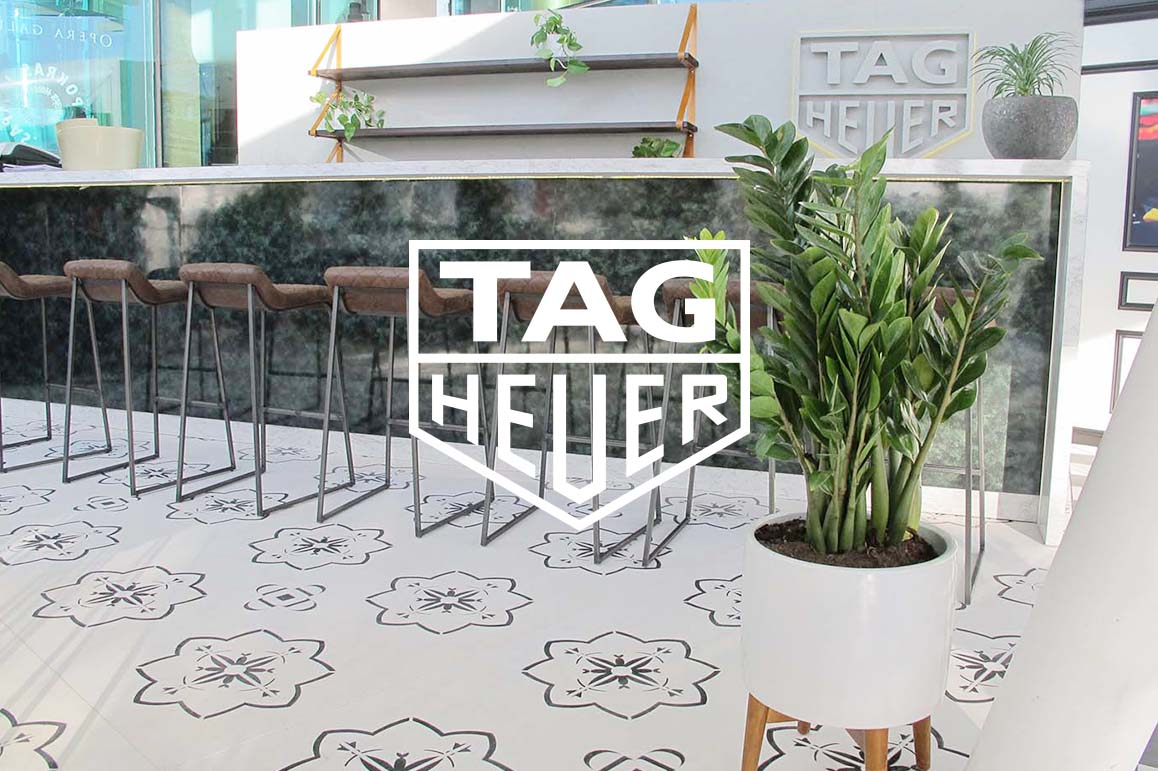 Tag Heuer - Event Activation