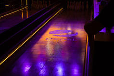 Pepsi Bowling Alley