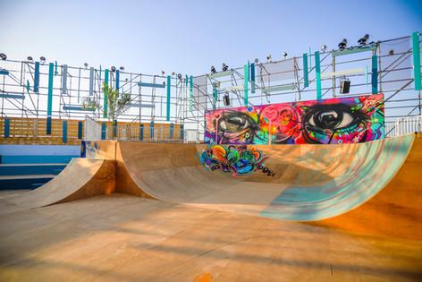 Skate Park Event Design