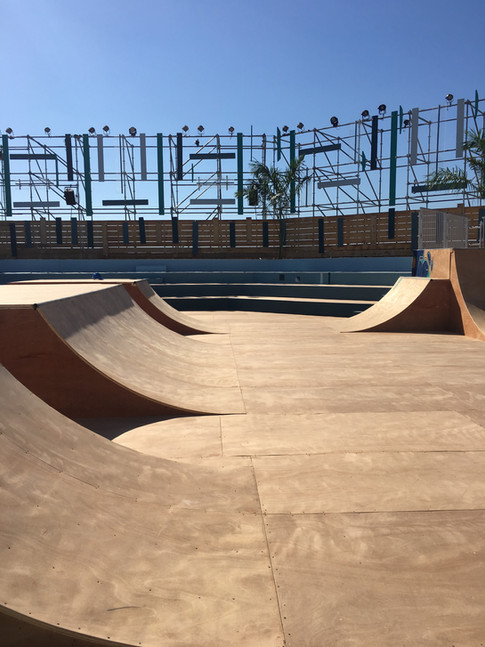 Amphitheatre MOTN Skatepark