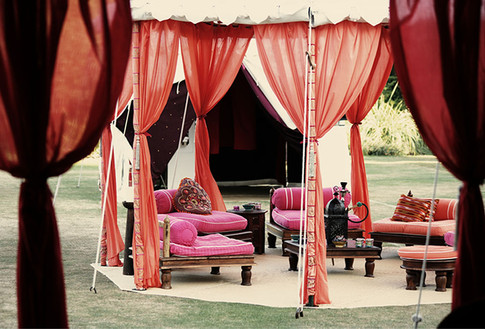 Indian tent canopy