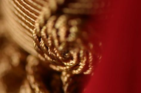 tassel detail