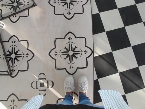 The House Of Debonair - Event Flooring