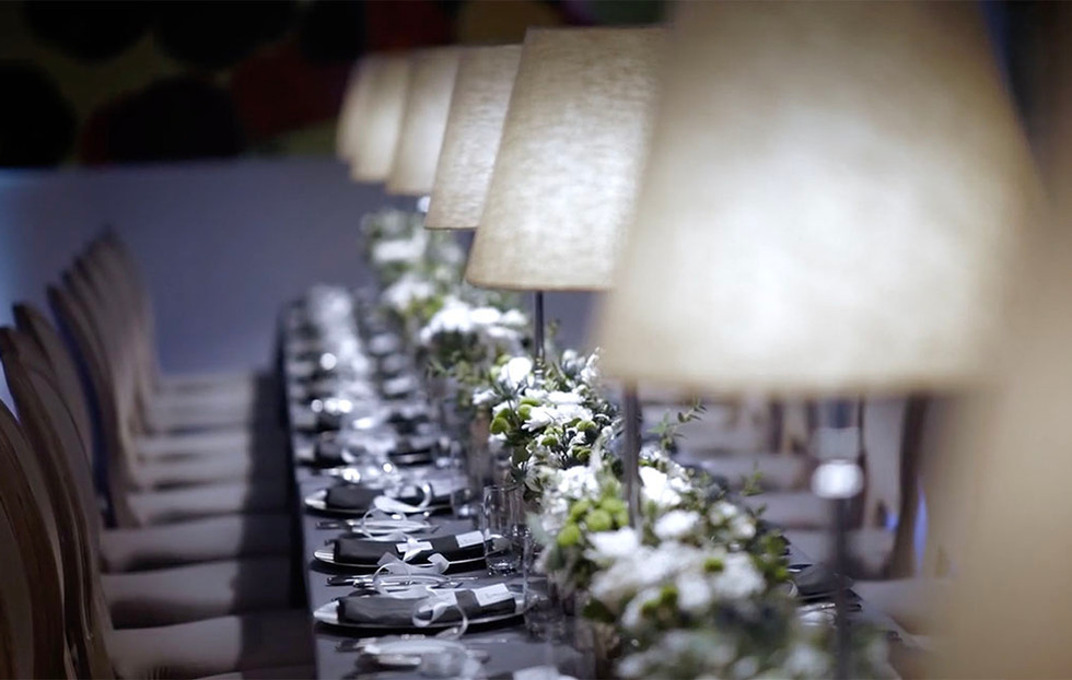 Hawke House Events - Royal Salute Dinner