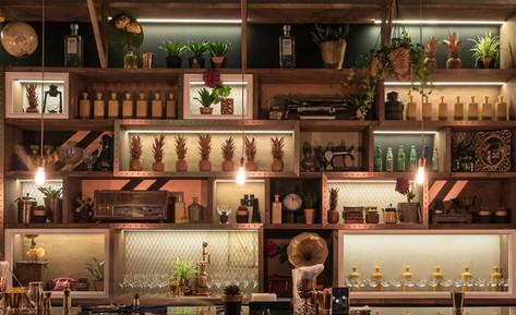 Elyx House Bar Design - Dubai