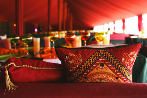 red marquee