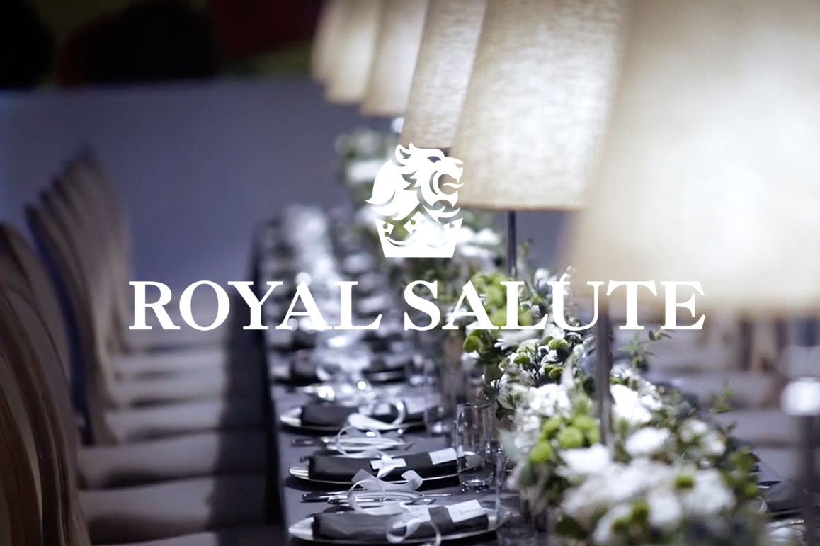 Royal Salute Event
