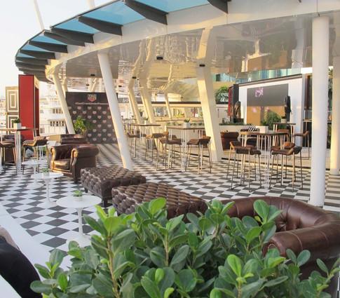 Tag Heuer - Lounge Design