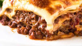 Heat @ Home - Homemade Beef Lasagne