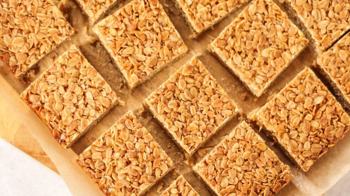 Flapjack, Flavour varies, please call for today's flavour