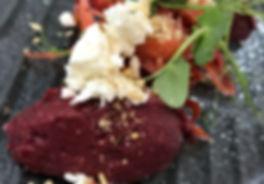 Lamb Koftas for Greek inspired buffet