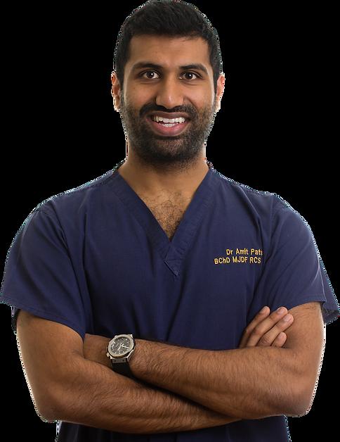 Award Winning Dentist Amit Patel