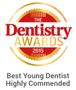 Best Young Dentist Highly Commended