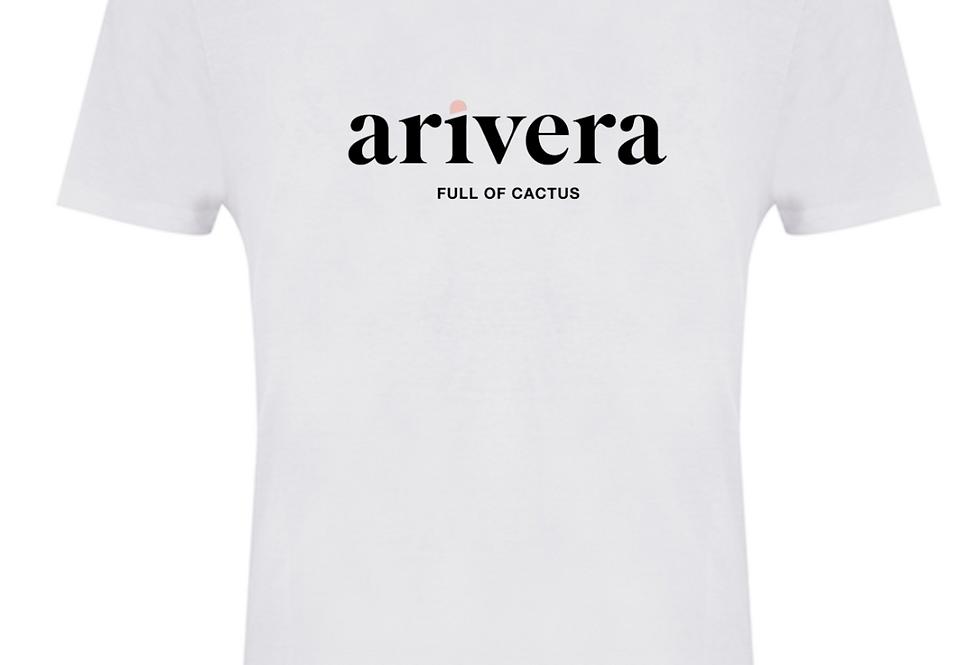 """Tee-shirt """"Arivera, fullofcactus"""""""
