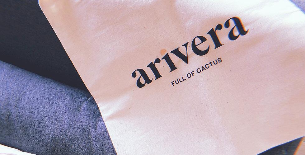 """Tote Bag """"Arivera, Fullofcactus"""""""