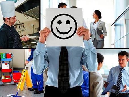 La felicidad laboral no es una utopía