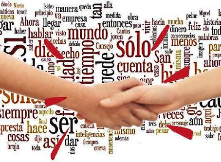 Frases más cortas para relacionamientos más fuertes