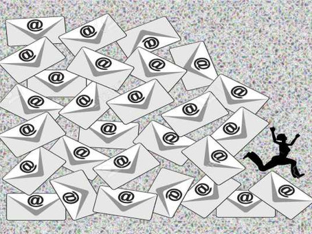 Como destacarte en la avalancha de correos electrónicos diarios