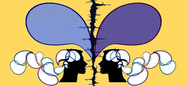 comunicación, desconección