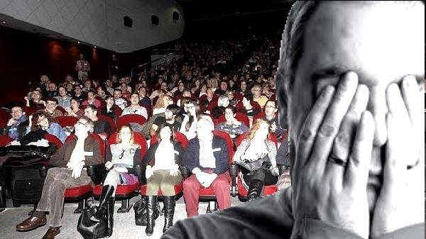 público, teatro, miedo escénico