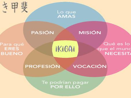 IKIGAI: Una vida con propósito y sentido para personas y organizaciones
