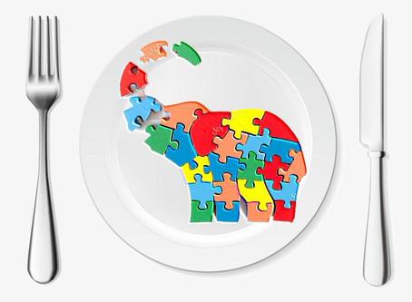 ITIL y La manera de comerse un elefante
