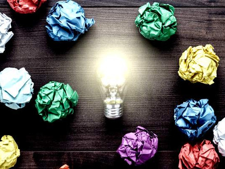Aprendiendo a usar el brainstorming o lluvia de ideas