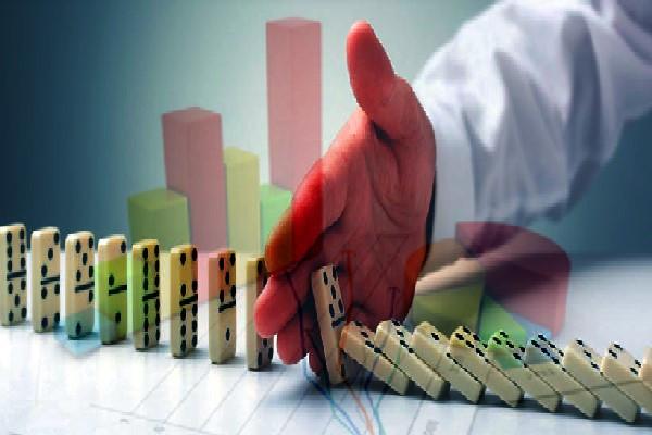 gestión de riesgos, dominó, proyectos