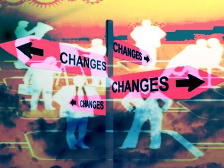 Los cambios necesitan valentía y liderazgo ¿Los tienes?